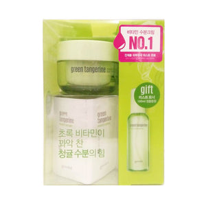 GOODAL Green Tangerine Moist Cream Set