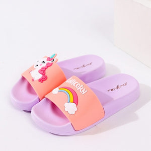 Casual Kids Slides