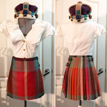 Load image into Gallery viewer, Vivienne Westwood Gold Label 2007 Wake Up Cave Girl Lochcarron Tartan Medium Kilt