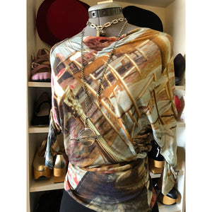 Vivienne Westwood Anglomania Parlor Shirt