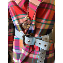 Load image into Gallery viewer, Vivienne Westwood Red Label Harlequin Print Princess Jacket