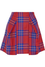 Load image into Gallery viewer, Vivienne Westwood Anglomania 2014 Lyon Tartan Trail Skirt