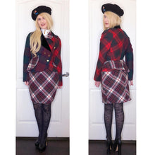 Load image into Gallery viewer, Vivienne Westwood Vintage 1996 Tartan Skirt