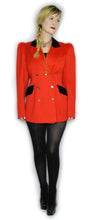 Load image into Gallery viewer, Vivienne Westwood Vintage 1994 Red Riders Jacket IT44