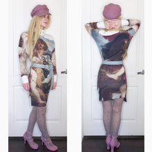 Load image into Gallery viewer, Vivienne Westwood Anglomania New Drape Dress in Rubens Print