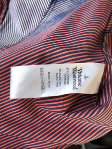 Vivienne Westwood Worlds End Shirtwaister Button-up Dress Union Jack