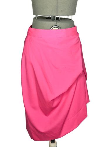 Vivienne Westwood Red Label SS 2010 Hot Pink Cascade Philosophy Skirt