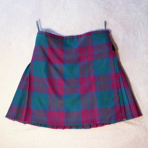 Vivienne Westwood Worlds End Medium Kilt Lindsay Ancient Lochcarron Tartan Skirt