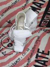 Load image into Gallery viewer, Vivienne Westwood Opening Ceremony Three Tongue Trainer Sneaker Shoes White