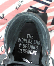 Load image into Gallery viewer, Vivienne Westwood Opening Ceremony Three Tongue Trainer Sneaker Shoes Black