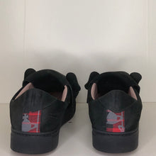 Load image into Gallery viewer, Vivienne Westwood Accessories Label Tiger Trainers in Black Suede