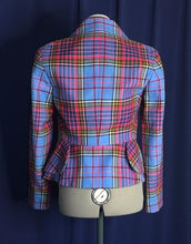 Load image into Gallery viewer, Vivienne Westwood Vintage 1993 McAndreas Tartan 2 Piece Pant Suit