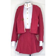 Load image into Gallery viewer, Vivienne Westwood Vintage 1987 Harris Tweed Princess Jacket and Riding Skirt Suit