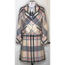 Load image into Gallery viewer, Vivienne Westwood Vintage 1994 Metropolitan Tartan Kilt Skirt Bettina Jacket Suit Set