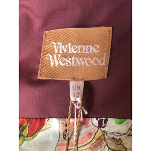 Vivienne Westwood Gold Label AW 2015 Boozy Dress in Purple