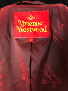 Vivienne Westwood Red Label AW 2016-17 Lightweight Textured Blazer