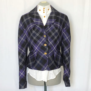 Vivienne Westwood Vintage 1994 McPoiret Bettina Jacket UK14