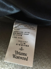 Load image into Gallery viewer, Vivienne Westwood Red Label Love Heart Wool Cashmere Blend Coat