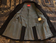 Load image into Gallery viewer, Vivienne Westwood Red Label 2000's Sparkly Pinstripe Black Skirt Suit