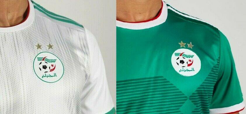Maillot  Algérie Collector CAN 2**