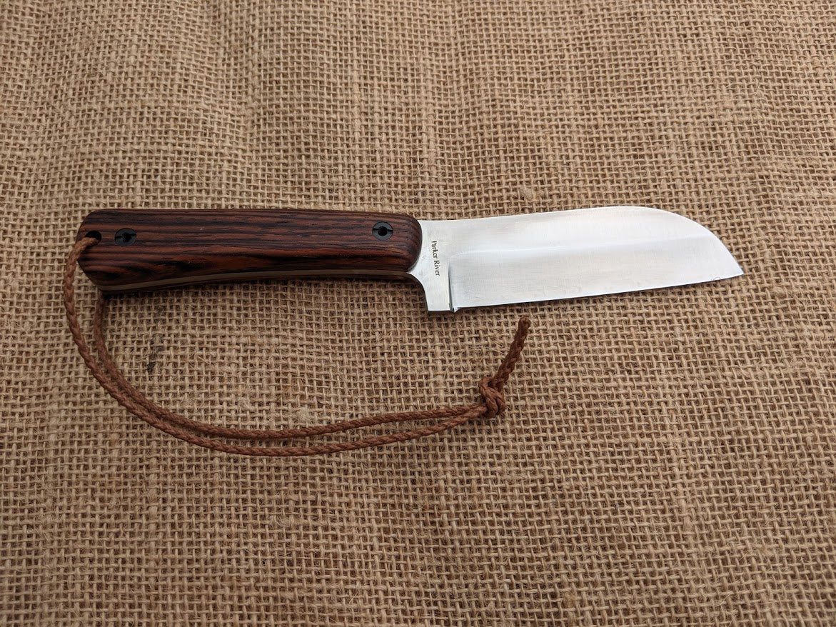 "Parker River Boatyard Knife 4"" (Rustproof, Made in USA)"