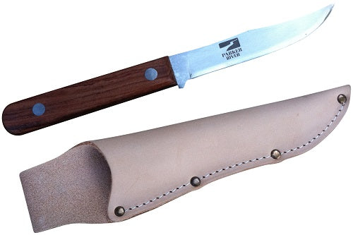 Parker River Outdoorsman Knife with Sheath