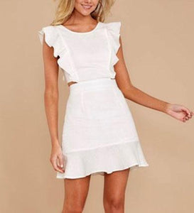 ARLENE sleeveless dress
