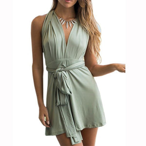 CASSIE party short dress