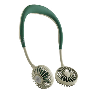 WFan Wearable Hands free Fan KHAKI