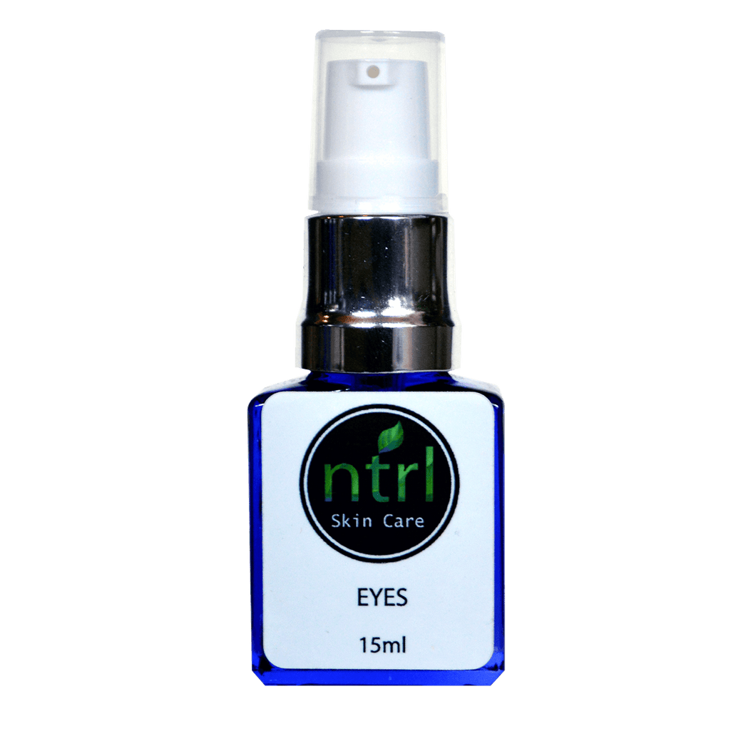 All-Natural, Organic Eye Repair Serum-15ml bottle