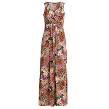 Load image into Gallery viewer, Eternity long dress, jungle pink