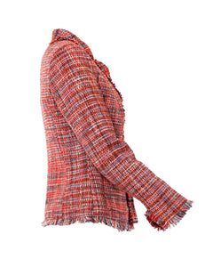 Myra jacket - Red check