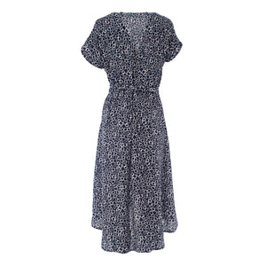 Gilda dress dot print