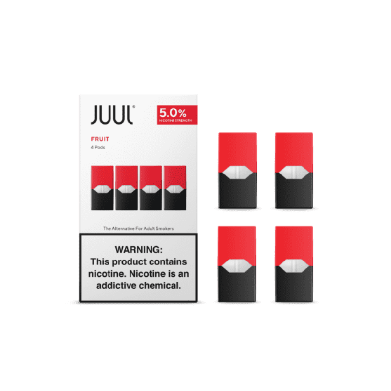 juul labs fruit 5 percent autopods