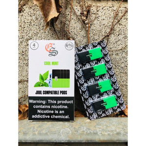 eon smoke cool mint 6 percent
