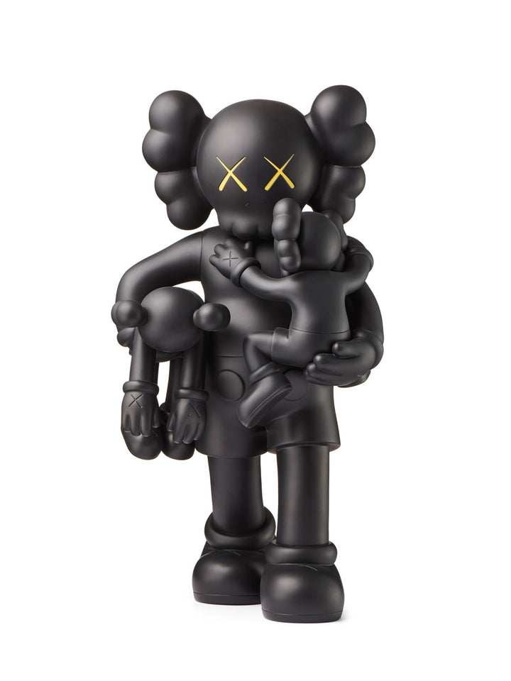 KAWS CLEAN SLATE (Black) SOLD OUT