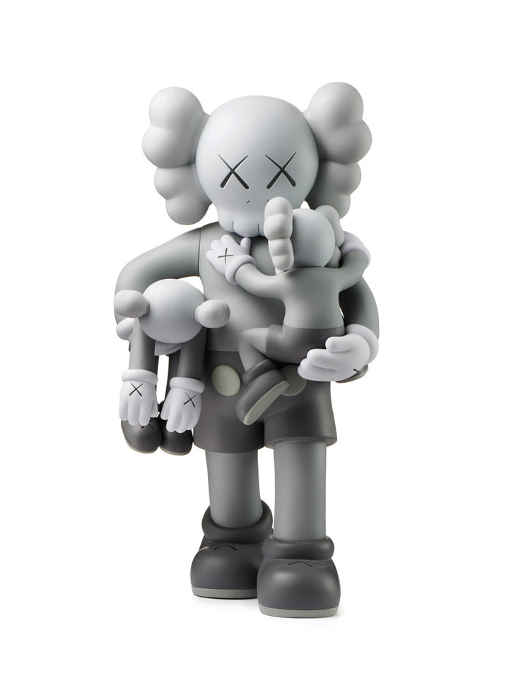 KAWS CLEAN SLATE (Grey) SOLD OUT