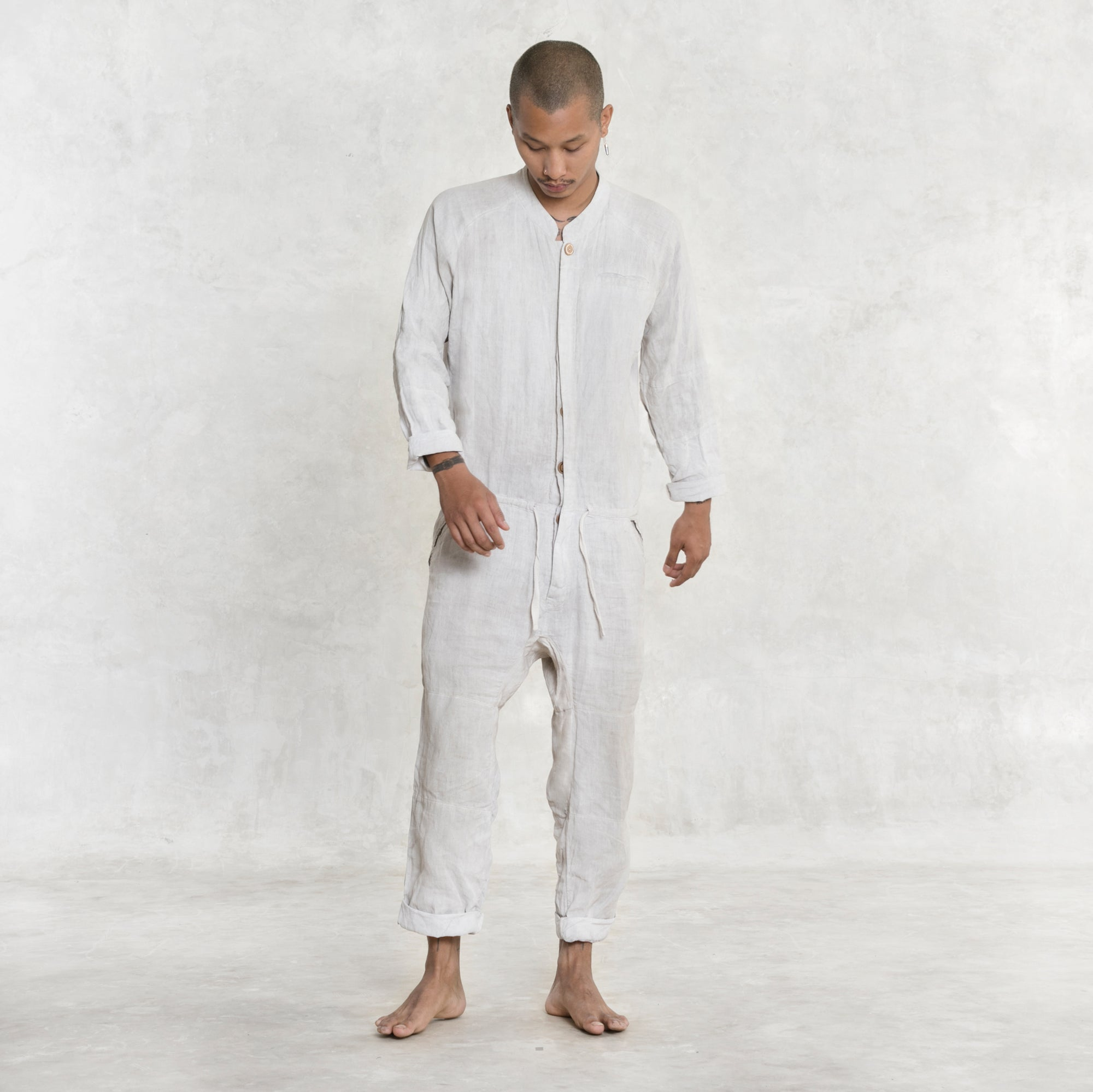 men's jumpsuit