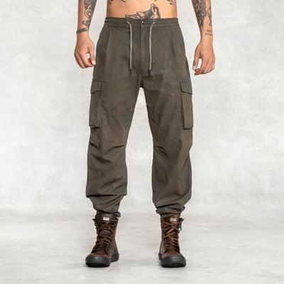 Break Pants - Olive