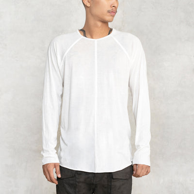 Channel Long Sleeve - Bone
