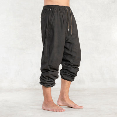 men's parachute pants