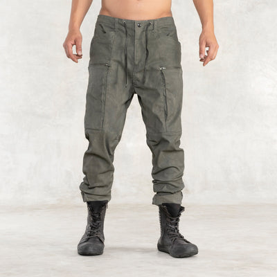 Crater Pants - Olive