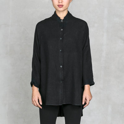 Datura Button Up