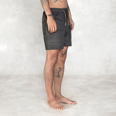 Scout Shorts - Black Walnut