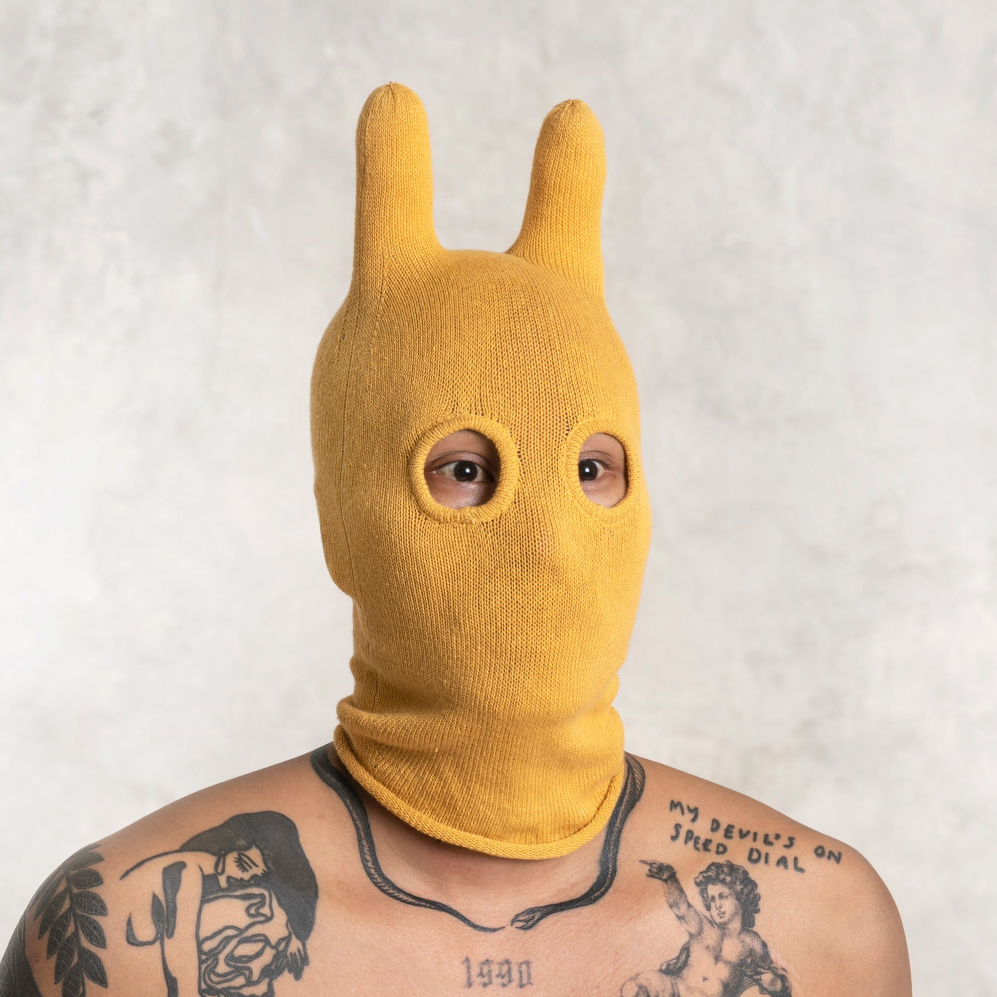 two hole balaclava