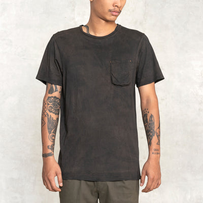 tee with chest pocket