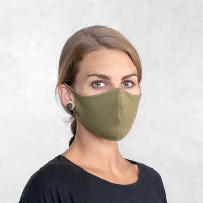 VROOM Mask - Olive