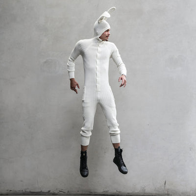 White Bunny Suit