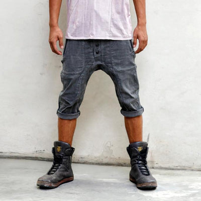 Charcoal Continuum Shorts