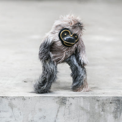 Monkey Toy Art